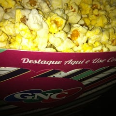 Photo taken at GNC Cinemas by Adri B. on 8/28/2011