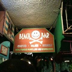 Photo taken at Beach Bar by Nichole B. on 2/14/2011