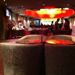 Photo taken at Gold Class Lounge @ VivoCity by Janice on 1/8/2011