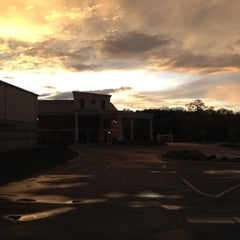 Photo taken at Redemption Point Church by Evan D. on 3/27/2012