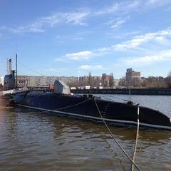 Photo taken at Подводная лодка «Б-413» by Ирина К. on 3/23/2012