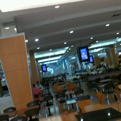 Photo taken at Taguatinga Shopping by Daniel A. on 6/11/2012