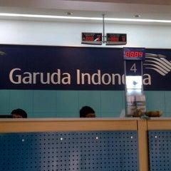 Photo taken at Garuda Indonesia Danareksa by Ingrid W. on 10/11/2011