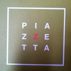 Photo taken at La Piazzetta by blumenstudio on 10/17/2011