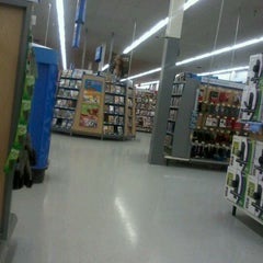 Photo taken at Walmart Supercenter by Adrian M. on 1/6/2012