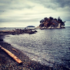 Photo taken at Whytecliff Park by Ken C. on 9/9/2012