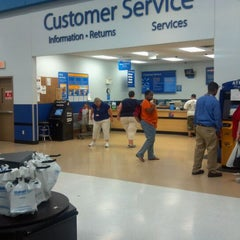 Photo taken at Walmart Supercenter by Mustard L. on 7/2/2011