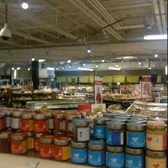 Photo taken at IGA Louise Ménard (Sir-Wilfrid-Laurier) by Darayush D. on 1/8/2012