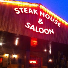 Photo taken at Roadhouse Grill by Sylvia G. on 3/8/2011