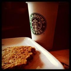 Photo taken at Starbucks by Dani J. on 8/8/2011