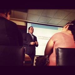 Photo taken at Universidad Panamericana (UP Campus Guadalajara) by Cesar C. on 8/21/2012