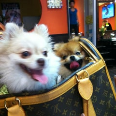 Photo taken at Kinzie Nail Spa by Erin H. on 8/28/2012