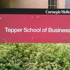 Photo taken at Tepper School of Business by @tdavidson on 8/14/2011
