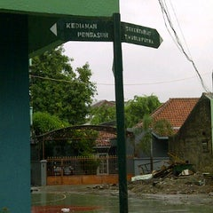 Photo taken at Pesantren Asshidiqiyah Kedoya by Amie R. on 1/1/2012