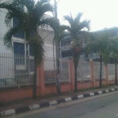 Photo taken at Police Station (Balai Polis) by zuraida m. on 1/27/2012