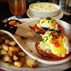 Photo taken at Egg Harbor Cafe by David C. on 4/1/2012