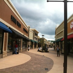 Photo taken at The Outlet Shops of Grand River by J. O. on 3/30/2012
