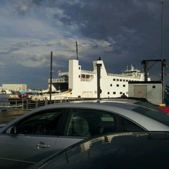 Photo taken at Bridgeport & Port Jefferson Ferry by Craig P. on 6/3/2012