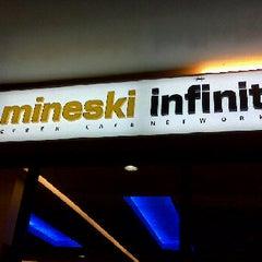 Photo taken at Mineski Infinity by Tatz A. on 9/3/2011