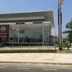 Photo taken at Via Marconi - Fiat by Jefferson P. on 9/24/2011