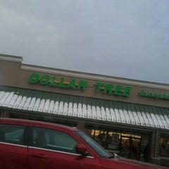 Photo taken at Dollar Tree by Lena P. on 1/30/2012