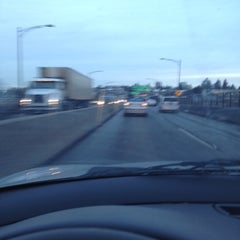 Photo taken at Queensborough Bridge by Andre H. on 1/19/2012