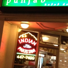 Photo taken at Punjab Kabab House by Ian B. on 11/30/2011