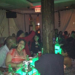 Photo taken at Escape 123 Lounge by Derek P. on 3/24/2012