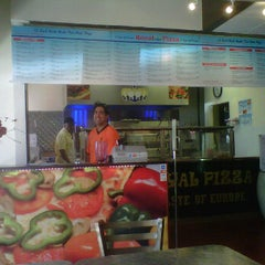 Photo taken at Royal Pizza by Steve N. on 6/6/2012