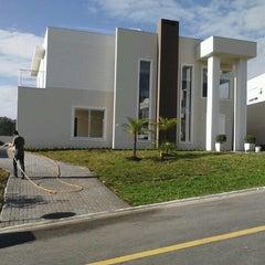 Photo taken at Alphaville Graciosa Clube by Carlos Henrique C. on 7/5/2012