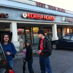 Photo taken at Korea House by Brian M. on 2/11/2012