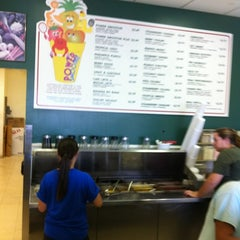 Photo taken at Power Smoothie by Big J. on 9/2/2012