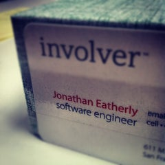 Photo taken at Involver HQ by Brian N. on 8/2/2012