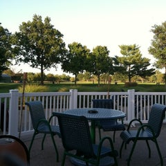 Photo taken at Arlington Greens Golf Course by Pamela D. on 9/5/2012