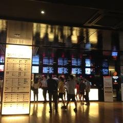 Photo taken at CGV 송파 by Sung Ju H. on 8/24/2012