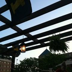Photo taken at Palio by Sarah O. on 5/24/2012