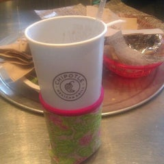 Photo taken at Chipotle Mexican Grill by Andi E. on 3/11/2012