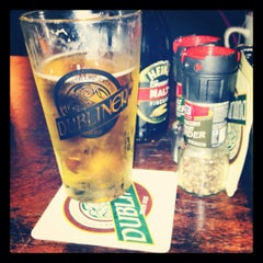 Photo taken at Dubliner by Candace M. on 2/21/2012