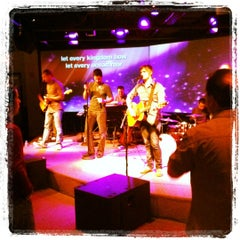 Photo taken at ONEchapel by Charles T. on 4/1/2012