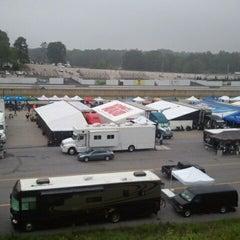 Photo taken at Road Atlanta Paddock by David C. on 4/21/2012