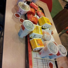 Photo taken at McDonald's & McCafé by Mohd S. on 5/11/2012
