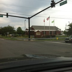 Photo taken at Regions Bank by Prentiss H. on 8/5/2012