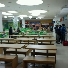 Photo taken at Oberoi Mall by Karankumar K. on 5/3/2012