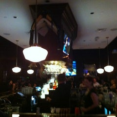 Photo taken at BlackFinn American Grille by Kevin G. on 5/12/2012