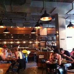 Photo taken at Jamie's Italian by Paul O. on 7/22/2012