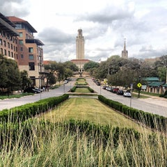 Photo taken at The University of Texas at Austin by James B. on 3/13/2012