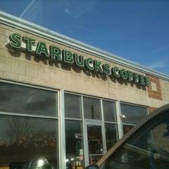 Photo taken at Starbucks by Jesse on 2/18/2012