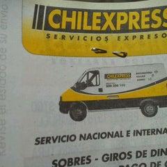 Photo taken at Chilexpress by César A. V. on 2/16/2012