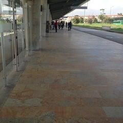 Photo taken at TransMilenio: Portal de Suba by Jose Mario J. on 5/8/2012
