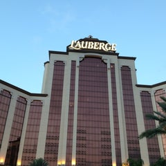 Photo taken at L'Auberge Casino Resort Lake Charles by Ashley D. on 5/25/2012